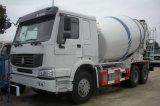 Capacidade do caminhão 10cbm do misturador concreto de Sinotruck HOWO A7