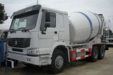 Sinotruck HOWO A7 구체 믹서 트럭 10cbm 수용량