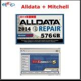 De Versie van Alldata 2016 Alle Gegevens V10.53 en Software van de Gegevens van de Reparatie van de Auto Mitchell met 1tb de Beste Prijs van de Harde schijf van HDD
