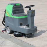 Industrielles Floor Cleaning Sweeper Machine für Sale (DQX6)
