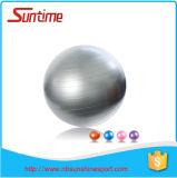 Boule fonctionnelle de yoga de PVC de formation, boule d'exercice, boule de stabilité, boule suisse
