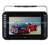 "10.1 "" USB BR MP3 Player Portable DVD Player met TV Bluetooth"