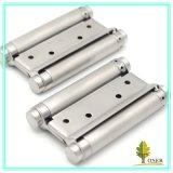 Нержавеющая сталь 201 шарнир двойного действия шарнира 5-Inch весны (2mm)