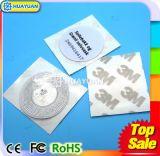 Tag de papel esperto feito sob encomenda da etiqueta da etiqueta do disco de NATG213 NFC para a identificação