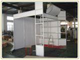 Carrinho modular de alumínio da feira profissional da cabine da exposição
