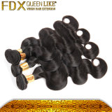 卸し売りVirginカンボジアのHuman Hair 8A Grade Body Wave Hair