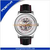형식 자동적인 시계 남자를 위한 새로운 발육된 시계