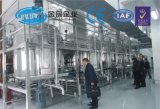Productos de limpieza del hogar de Jinzong que hacen la máquina