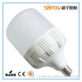 Bulbos luminosos elevados da economia de energia do diodo emissor de luz da melhor qualidade E27 B22 5W 10W 15W 20W 30W 40W
