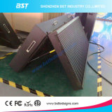 Le meilleur étalage orienté vers le service avant polychrome extérieur des prix P6mm SMD2727