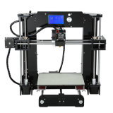 Impresora multi del color 3D de la venta directa de la fábrica, impresora de Fdm 3D