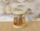1650ml het Koffiezetapparaat van de Maker van de Thee van het glas Met Verschillende Kleur