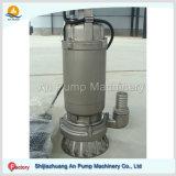 Pompa sommergibile dei residui della sabbia di alta efficienza del motore elettrico dell'interruttore di galleggiante