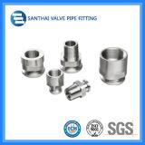Doublure/union augmentées par embout d'ajustage de précision de pipe d'acier inoxydable