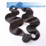 Уток волос объемной волны двойных слоев малайзийский