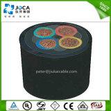 China-Qualitäts-Gummihüllen-versenkbares rundes Pumpen-Kabel