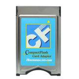 Tipo scheda di Hagiwara di memoria dei CF di I nell'adattatore della scheda di Compactflash dell'adattatore di PCMCIA