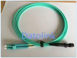 잠바 MTRJ/PC-MTRJ/PC mm Om1 62.5/125 Duplex 2m LSZH 2.0mm