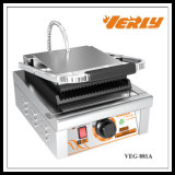 Commercial Electric Sandwich Maker / Panini Griddle of Good Quality with CE Approved (VEG-881A)