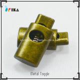 Tappo del cavo del cambio di stato di funzionamento della molla del metallo di placcatura per il Windbreaker