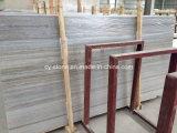 Cristal chino de la losa de mármol de madera para el suelo / pared