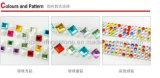 Cinta adhesiva de la etiqueta engomada del Rhinestone de la nueva de DIY del diamante tira creativa de la etiqueta engomada (cinta de la tira TS-514)