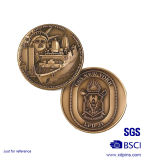 Подгонянные монетки корпуса Marlne сувенира для подарка (MC-025)