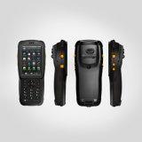 Terminal tenu dans la main d'androïde de PDA 3501, scanner tenu dans la main androïde de code barres de PDA