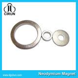 Magneten van de Ring van het Neodymium van de douane de Radiale Permanente Kleine