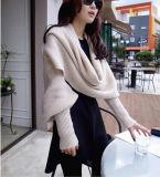 Женщины греют шарф с втулками (50249)