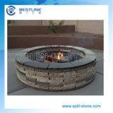 Machine d'estampage et de recyclage en pierre pour le marbre et le granit