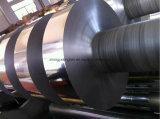 Folha de alumínio da fita da folha de alumínio de material de isolação para o duto da condição do ar