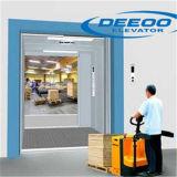 Elevatore idraulico industriale del carico delle merci