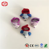 Cute Dog Bear Tiny Head Toy Baby Hand Wrist Band