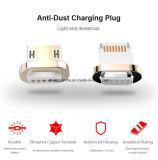 1.2m Aluminium-umsponnenes magnetisches Kabel für Mikro-USB