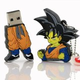 Cartoon Goku model USB 2.0 Memory Stick Flash pen Drive