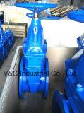 Non-Поднимая запорная заслонка стержня DIN3352