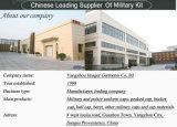 L'abitudine bianca ha ricamato la protezione alzata colonnello maggiore militare