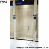 Fabbrica di Shower Shower Screen con Sliding Wheels