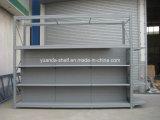 Cremalheira Multifunctional do armazenamento da prateleira do supermercado para o indicador e o armazenamento