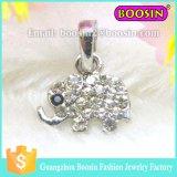 Weinig Juwelen #13672 van de Tegenhanger van de Olifant van het Bergkristal