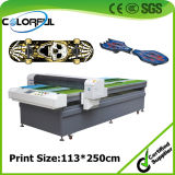Mass Production Skateboard PVC Digital Printer Machine (colorful 1225)