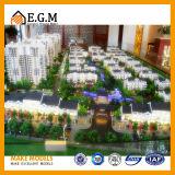 De Modellen van de Woningbouw/Project die het ModelModel van het Landgoed van /Real/het Model van de Flat bouwen