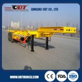 Semi Traielr 3axle Skeleton Semi Trailer