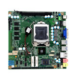 Support Intel I3/I5/I7 Processor LGA1150 Intel Chipset Mainboard H81 für Desktop Computer