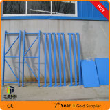 P Shape Beam Rack para Warehouse Storage Use