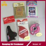 Freshener воздуха автомобиля бумаги подарка рождества промотирования вися/дух автомобиля