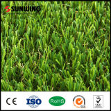 Incêndio por atacado - gramado artificial resistente da grama para ajardinar o gramado