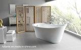 Óvalo de la alta calidad Buit-en la bañera con el material de acrílico (LT-9P)