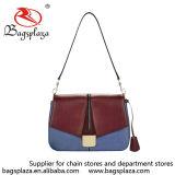 Signora elegante Shoulder Handbags di tono di Fashionwoman due di alta qualità
